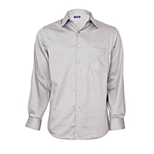 Ash Grey Long Sleeved Shirt