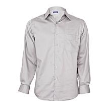 Ash Grey Long Sleeved Shirt