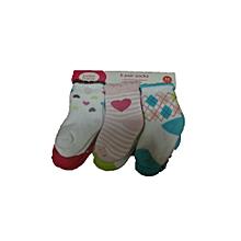 Baby Socks - 6 Pairs