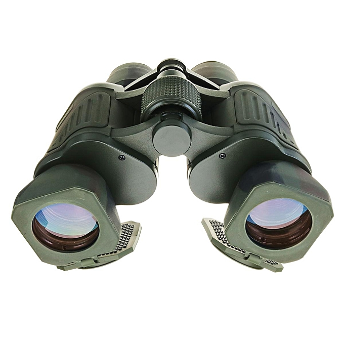 50X Army Military Zoom Binoculars HD Hunting Camping Coordinates Night  Vision