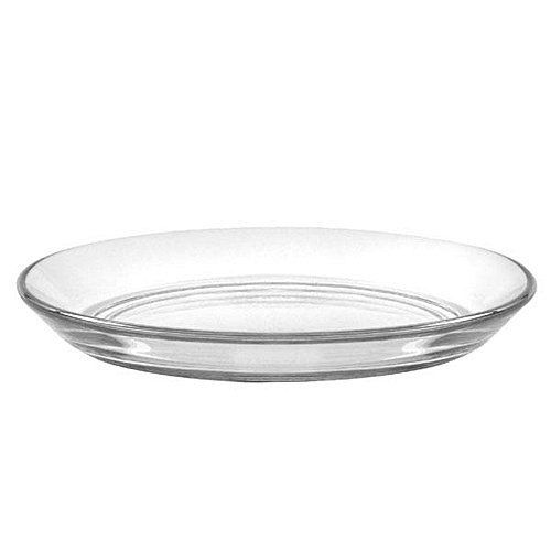 Lys Clear Plate - 13.5cm - Clear