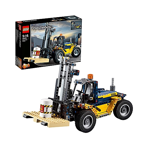 Technic Heavy Duty Forklift 42079 Building Set - 9-16 Years - 592 Pieces