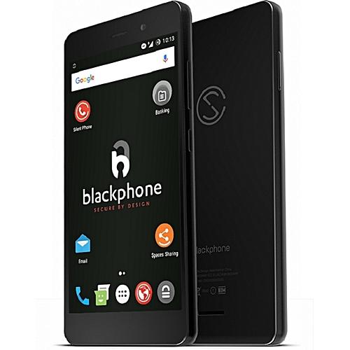 """Blackphone 2 - 32GB, 3GB RAM, 5.5"""" Full HD, 13MP, Black"""