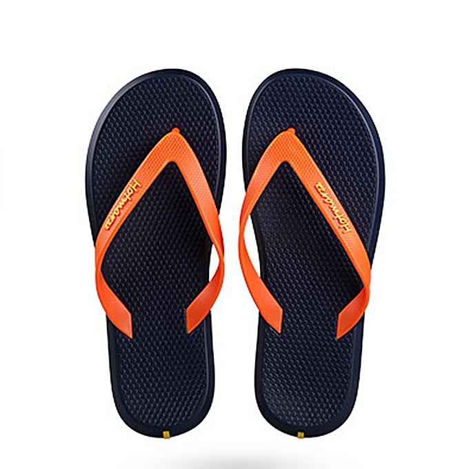 4d525b5bfb1 ... XIAOMI Hotmarzz Summer Men Flip Flops Beach Non-slide PVC Material  Slippers Casual Shoes Sandals ...