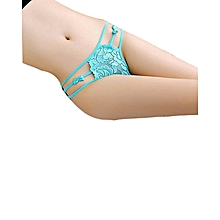 d2fffc788b01 Women Sexy Lace Briefs Panties Thongs G-string Lingerie Underwear BU