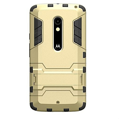 innovative design 54a91 46985 360 Degrees Ultra-thin Hard Back Cover For Motorola Moto X Play Detachable  2 In 1 Hybrid Armor Shell Case Dual-Layer Full Protective Shockproof Case  ...