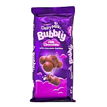 Daily Milk Bubbly Milk Chocolate- 87g