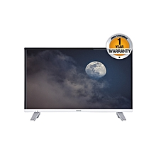 "49L5660 - 49"" Smart Digital LED TV - Full HD Ready - USB Movies - PC Input - 3 HDMI - 2.0 USB - Silver Black"