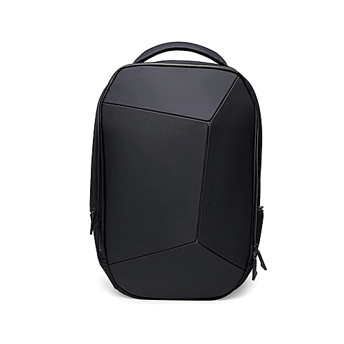 b3deb80de2e1 Xiaomi 15.6inch Laptop Shoulder Backpack Waterproof Business Travel USB  Rucksack Geometry Design
