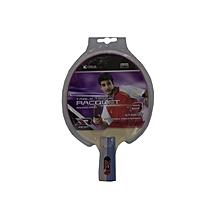 Table Tennis Bat Tornado Short Handle 3*: St311: Super-