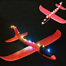 5PCS LED Light For Epp Hand Launch Throwing Plane Toy DIY Modified Parts Random Colour-