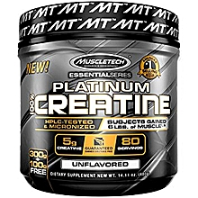 Platinum Creatine - 400gms/80 servings