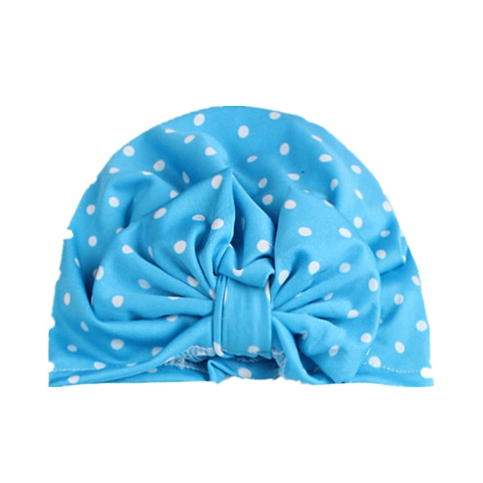 61fefab4b Autumn Winter Baby Hat Girl Boy Cap Children Hats Toddler Kids Hat B-Blue
