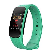 XANES L6 0.96'' Color Screen IP67 Waterproof Smart Bracelet Heart Rate Monitor Smart Watch mi band