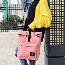 Women's Fashion Nylon Handbag School Bag Travel Backpack Bag PK