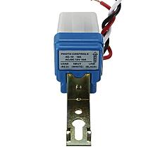 5 PCS AC DC 12V Auto On-Off Photocell Street Light Photoswitch Sensor Switch Photocell