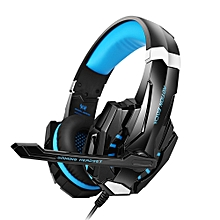 Gaming Headsets Headphones with Mic for XBOX 360 / PS3 / PS4 Game Console - Blue