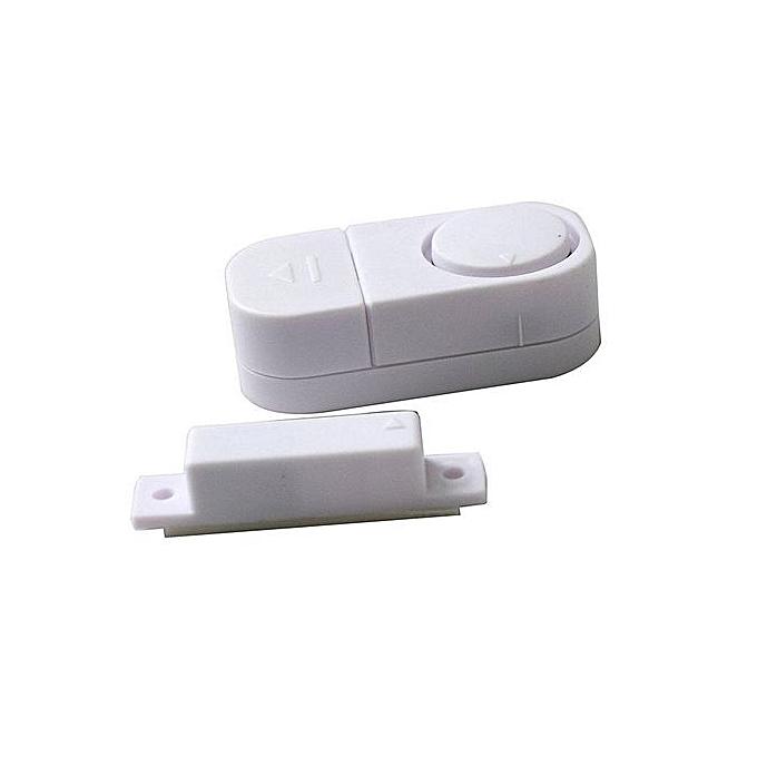 Buy Generic Wireless Home Security Door Window Entry Alarm Warning