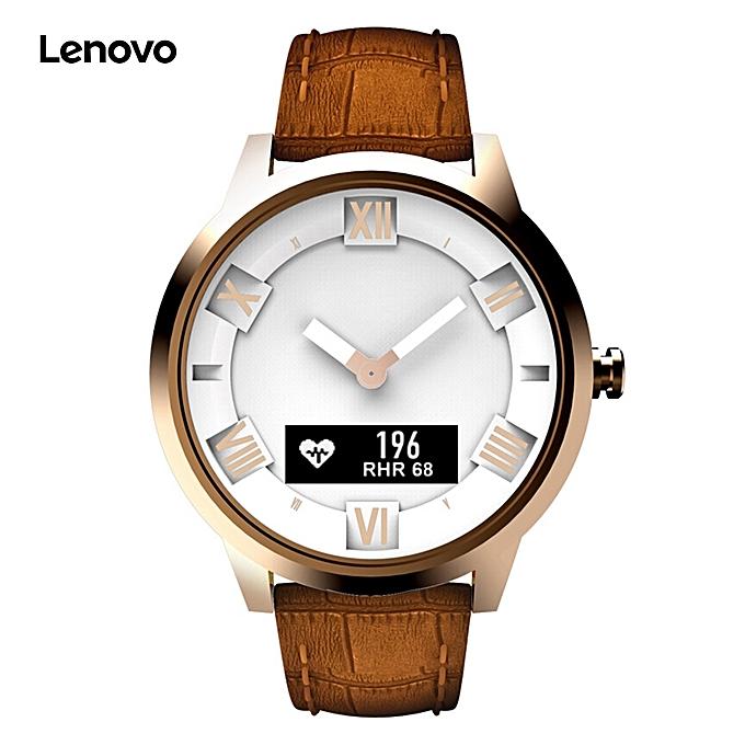 Lenovo Lenovo Watch X Plus Milanese Import Movt Oled Ultra Long