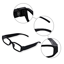 Mini HD Spy Camera Glasses Hidden Eyewear DVR VideoRecorder Cam Camcorder (Black) WWD