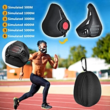 Workout Mask Cycling Running Fitness Gym High Altitude Elevation Effect