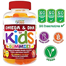 omega & DHA for kids