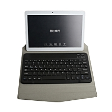Protective Cover for 9.0- 10.1 Inch Tablet Removable Magnetic Keyboard - Black
