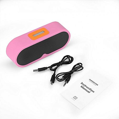 High-quality Bluetooth Wireless HD Stereo Speaker Mini Portable Music  Player FM Radio