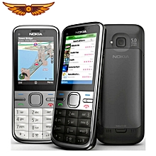 Nokia C5-00 3G Mobile Phone - Black