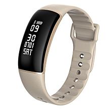 S69 Blood Pressure Smart Bracelet Watch Heart Rate Monitor Waterproof Fitness Tracker Smart band Wristband