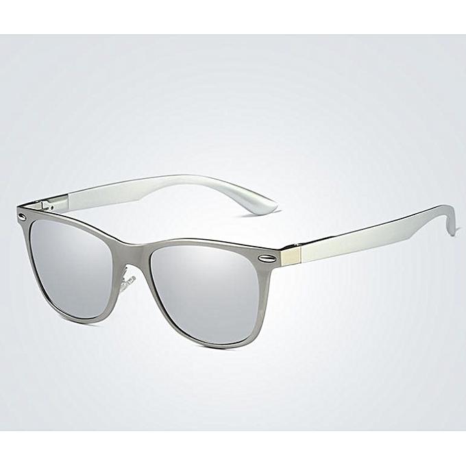Buy Generic Nice Men\'s Polarized Sunglasses Aluminum Magnesium Frame ...