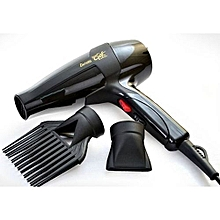 Hair Straightener And Blowdry - Black