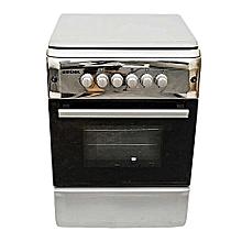 BGC 6640NX 4 Gas Burner - Silver