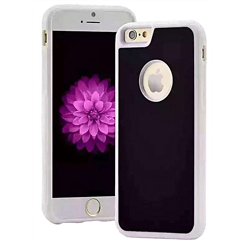 release date: 49468 e3c0d Magical Sticky Anti-Gravity Phone Case Cover for iPhone 6s Plus or 6 Plus  5.5in (White) ROED