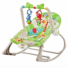 Superior Fisher Price Infant to Toddler Rocker/Bouncers ( 0+ months) - green