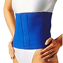 Slimming Waist Belt Trimmer Exercise Weight Loss Burn Fat Sauna Body Shaper,