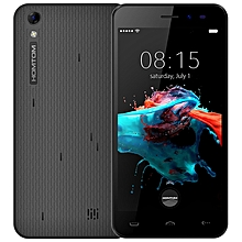 Homtom HT16 Android 6.0 5.0 inch 3G Quad Core 1.3GHz 1GB RAM 8GB ROM-BLACK
