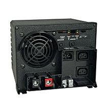 1250W Inverter / Charger APSX1250, 12VDC, 230V with Auto Transfer Switching, 2 C13 Outlets