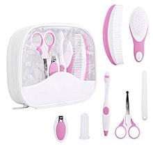 Baby Grooming Kit - Pink .