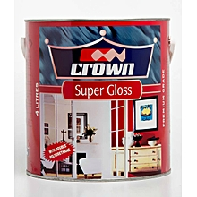 Paint Super Gloss - 4 Litre - White