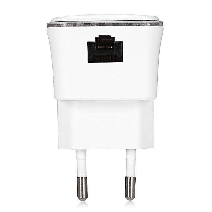 Meross MRE120 Mini Wall Plug WiFi Range Extender 300Mbps Wireless Repeater