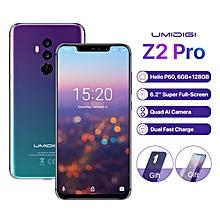 "Z2 Pro. 6.2"" Smartphone 6GB+128GB 16M+16M 4xCameras 3550mAh Dual Sim Cards"