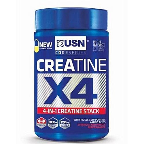 Creatine X4 - 60 Caplets