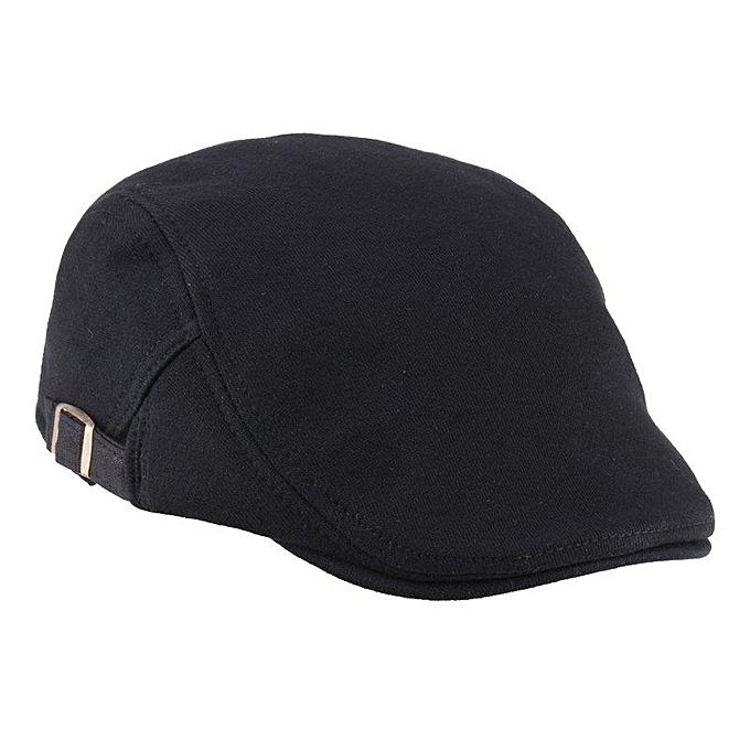 Casual Men Women Duckbill Ivy Cap Golf Driving Flat Cabbie Newsboy Beret Hat  - Multi b5e2abc4bbe
