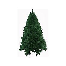 10ft (300cm) Christmas Tree 3000 Tips Metal Feet- Green