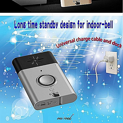 Wireless Doorbell With Voice Walkie-Talkie 300 M
