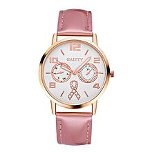 GAIETY G074 ladies fashion leather watch