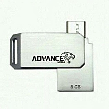Media OTG  Flash Disk - 8GB