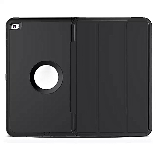 641626f5e9b7 Generic Ipad tablet Case Hybrid Heavy Duty Shockproof Stand Flip Smart Case  Cover ForiPad Air 2 BK( Black)   Best Price
