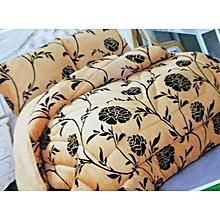 3Pc Woolen Duvet Multicoloured